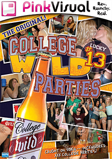 College Wild Parties #13 Box Cover