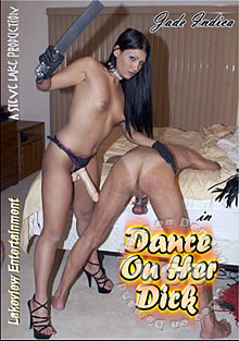 Dance On Her Dick Box Cover
