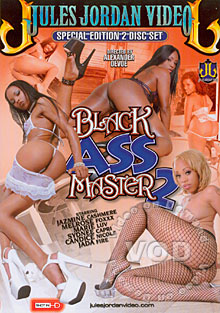 Black Ass Master 2 (Disc 1) Box Cover