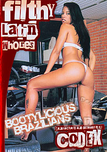 Filthy Latin Whores - Bootylicious Brazilians Box Cover