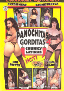Panochitas Gorditas 4- Chunky Latinas Box Cover