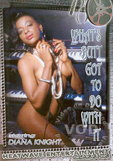 What's Butt Got To Do With It Box Cover