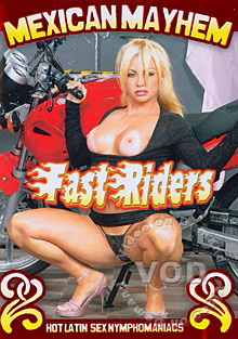 Fast Riders Box Cover