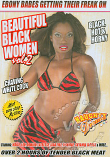 Beautiful Black Women 2 Box Cover