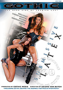 Submissive In Latex Box Cover