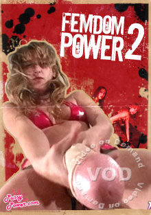 Femdom Power 2 Box Cover