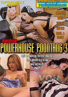 Amateur Powerhouse Poontang 3