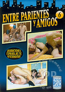 Entre Parientes Y Amigos 6 Box Cover