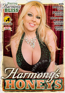 Harmony's Honeys Box Cover