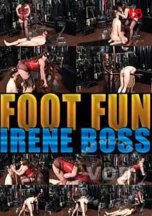 Foot Fun Box Cover
