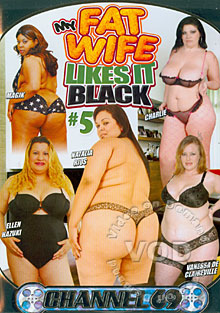 My Fat Wife Likes It Black 5 Box Cover