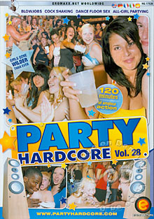 Party Hardcore Vol. 28 Box Cover