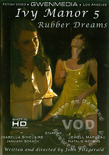 Ivy Manor 5 - Rubber Dreams Box Cover