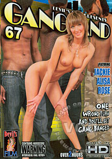 Gangland 67 Box Cover