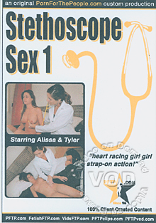 Stethoscope Sex 1 Box Cover
