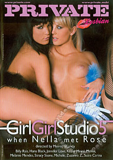 Girl Girl Studio 5 - When Nella Met Rose Box Cover