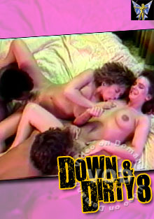 Down & Dirty 8 Box Cover