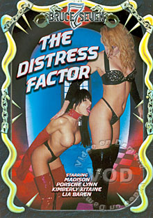 The Distress Factor Box Cover