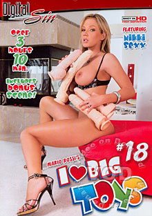 I Love Big Toys #18 Box Cover