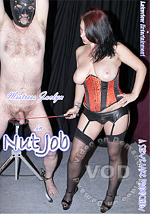 Nut Job Box Cover
