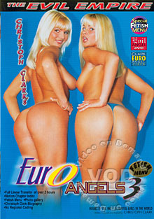 Euro Angels 3 Box Cover