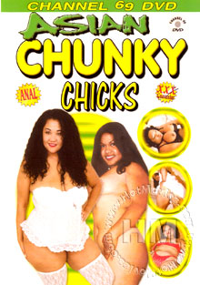Asian Chunky Chicks Box Cover