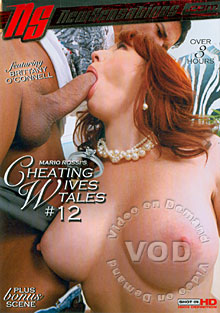 Cheating Wives Tales #12 Box Cover