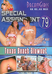 Special Assignment 79 - Texas Beach Blowout Box Cover