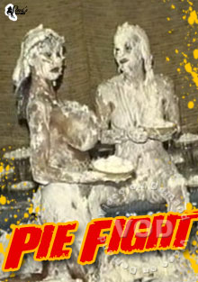 Pie Fight Box Cover
