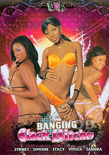 Banging Black Bitches Box Cover