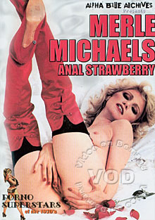 Merle Michaels - Anal Strawberry Box Cover