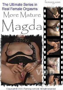 More Mature Magda Box Cover