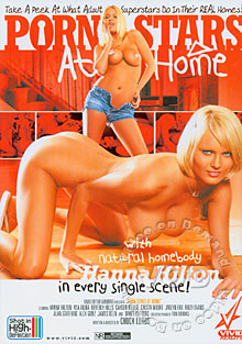 Porn Stars At Home Box Cover
