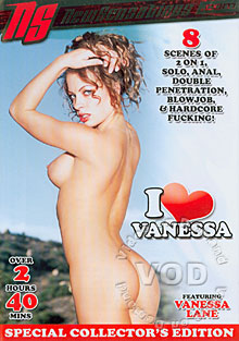 I Love Vanessa Box Cover