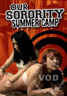 Our Sorority Summer Camp Box Cover