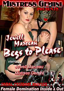 Jewell Marceau - Begs To Please Box Cover