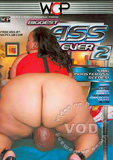 Biggest Ass Ever 2 Box Cover