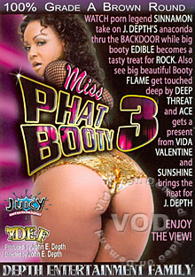 Miss Phat Booty 3 Box Cover