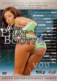Miss Phat Booty 4 Box Cover