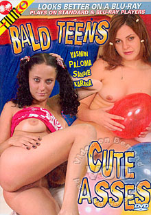 Bald Teens Cute Asses Box Cover