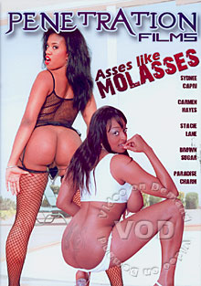 Asses Like Molasses Box Cover