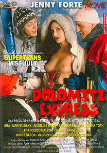 Dolomiti Express Box Cover
