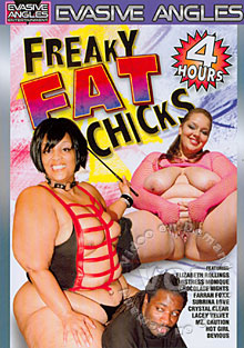 Freaky Fat Chicks Box Cover