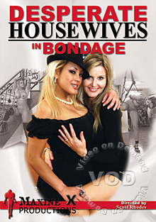 Desperate Housewives In Bondage Box Cover