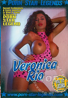 Porn Star Legends - Veronica Rio Box Cover