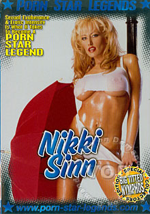 Porn Star Legends - Nikki Sinn Box Cover