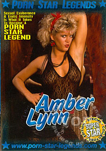 Porn Star Legends - Amber Lynn Box Cover