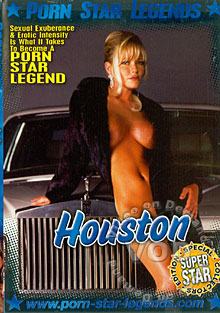 Porn Star Legends - Houston Box Cover