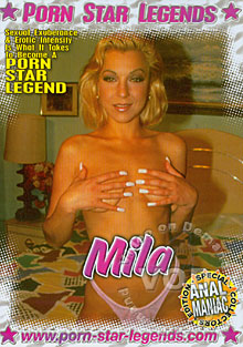 Porn Star Legends - Mila Box Cover
