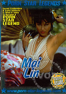 Porn Star Legends - Mai Lin Box Cover